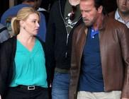 Arnold Schwarzenegger és barátnője nyíltan vállalják kapcsolatukat