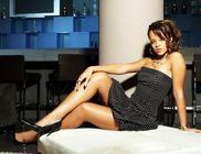 Rihanna sosem akart híres lenni