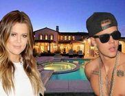Khloé Kardashian költözött be Justin Bieber házába