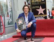 Már Orlando Bloomnak is van saját csillaga