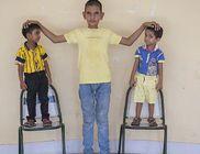 Ő a világ legmagasabb ötévese